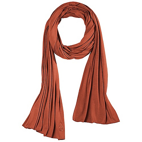Isis Women's Lucca Scarf DECENT FEATURES of the Isis Women's Lucca Scarf Extra-long essential travel wrap offering versatility Ideal layering style Easy Care/Easy Wear - packs easy, maintains shape, and wrinkle resistant The SPECS Fabric: 95% Viscose, 5% Spandex - $34.95