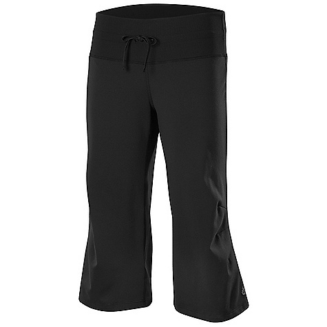 Free Shipping. Isis Women's Vera Capri DECENT FEATURES of the Isis Women's Vera Capri Relaxed fit for low-impact activities Soft ribbed waistband with draw cord for a perfect fit Articulated knees for enhanced mobility and fit The SPECS Inseam: 19in. Fabric: 90% Supplex Nylon, 10% Spandex - $64.95