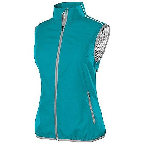 Fitness Free Shipping. Isis Women's Endura Run Vest DECENT FEATURES of the Isis Women's Endura Run Vest Reflective detailing for added visibility Wind and water resistant properties Brushed elastic hem maintains athletic fit Upper back mesh panel for active ventilation The SPECS Body Length: 24in. Fabric: 100% Polyester - $78.95