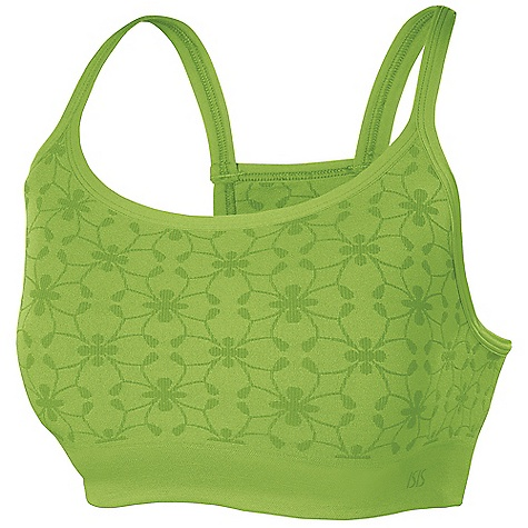 Fitness Isis Women's Active Sport Bra DECENT FEATURES of the Isis Women's Active Sport Bra Double-layer construction for added support and coverage Medium impact built to support B-C cups, accommodate A cups Wicking finish for ideal moisture management Knit support channels under cups for enhanced support Racer back design for ultimate freedom of movement Internal shape pocket accommodates a pad or prosthetic insert The SPECS Fabric: 92% Nylon, 8% Spandex - $38.95