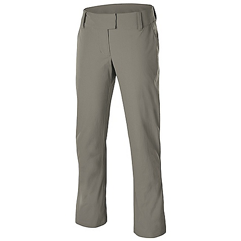 Free Shipping. Isis Women's Portofino Pant DECENT FEATURES of the Isis Women's Portofino Pant High-stretch fabric to offer exceptional freedom of movement Hidden waistband zipper pocket for convenient access to essentials Easy Care/Easy Wear - packs easy, maintains shape, and wrinkle resistant Favorite rise The SPECS Inseam: 31 1/2in. Fabric: 90% Nylon, 10% Spandex - $88.95