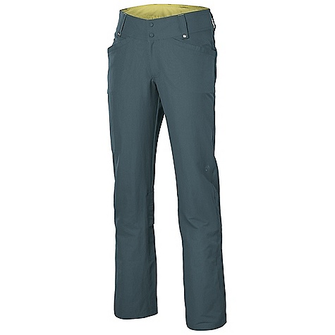 Free Shipping. Isis Women's Zola Pant DECENT FEATURES of the Isis Women's Zola Pant Expedition LT Backpacker-friendly design with flat, clean waistband Convert to capri length with hidden tab roll-up feature 6 pockets for optimal functionality Secure cargo zip pocket Favorite rise The SPECS Inseam: 32in. Fabric: 96% Nylon, 4% Spandex - $78.95