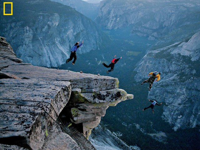 "Extreme National Geographic Adventure: Greatest Stories Ever Told"" app"