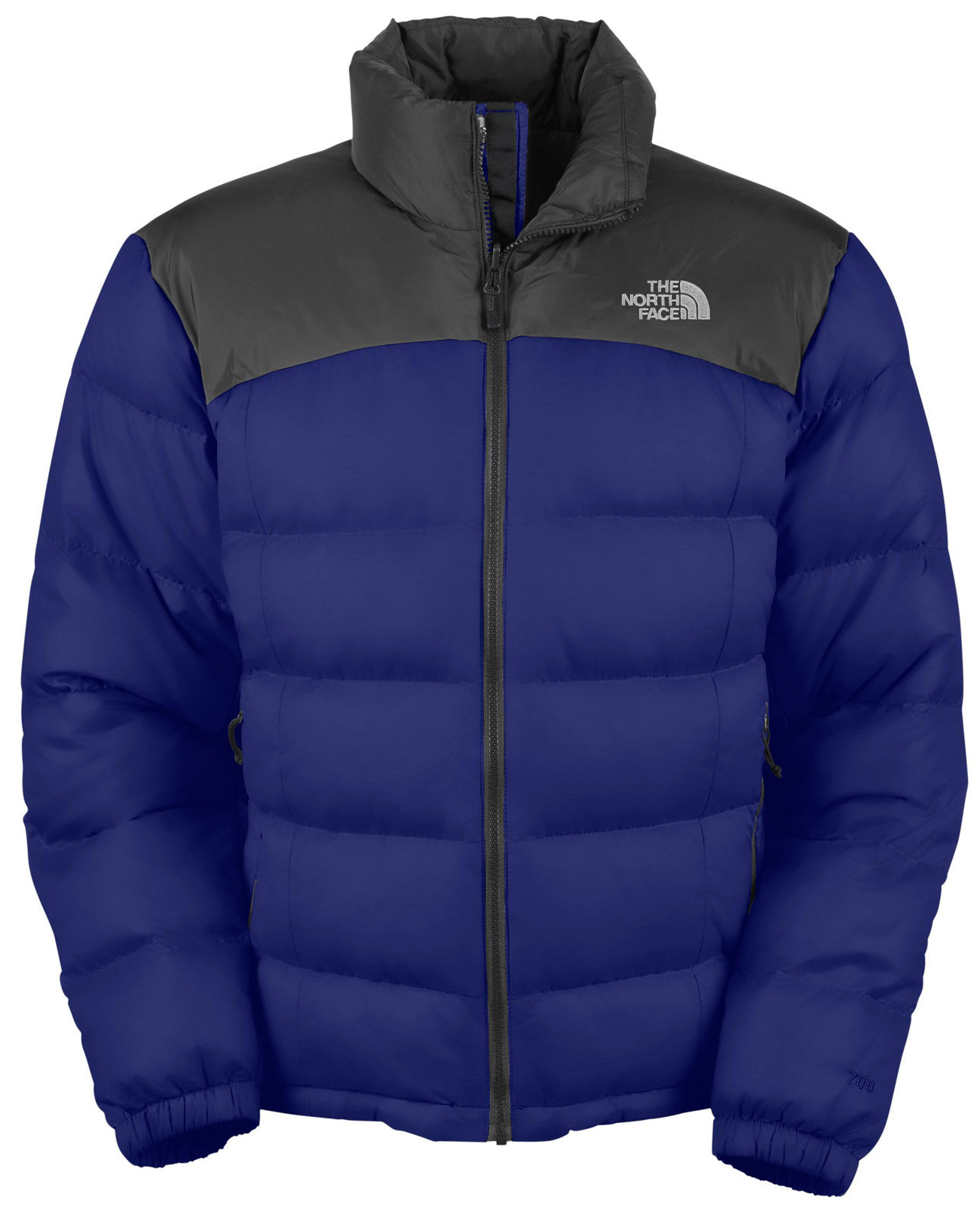 "Key Features of The North Face Nuptse 2 Jacket: Avg Weight: 690 g (24.4 oz) Center Back: 27.5"" Fabric: body: 50D 64 g/m2 (1.9 oz/yd2) mini-ripstop weave nylon abrasion: 50D 64 g/m2 (1.9 oz/yd2) plain weave nylon with DWR insulation: 700 fill goose down The North Face® classic, high loft down jacket that delivers plush warmth in harsh cold. Standard fit Zip-in compatible Taffeta emergency hood Double-layer taffeta on shoulders Stows in hand pocket Two hand pockets Elastic cuff Hem cinch-cord - $164.95"