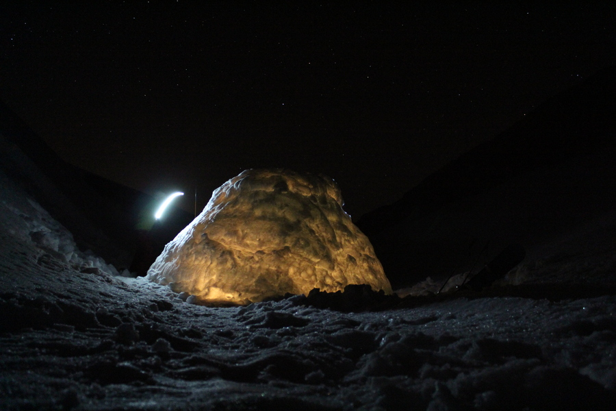 Camp and Hike Igloo