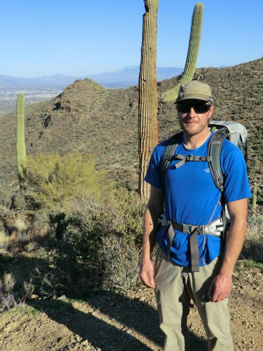 Camp and Hike SummitHutTucson