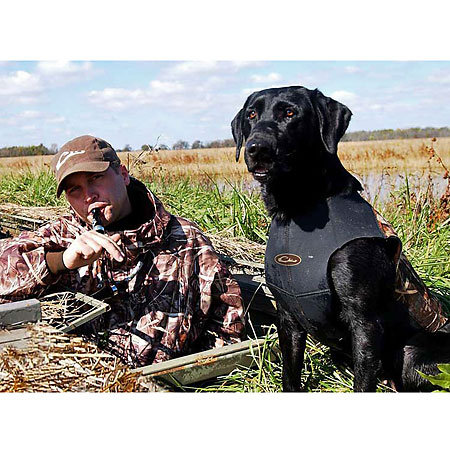 Hunting Drake Helping-Hand Neoprene Dog Vest with Chest Protector & Handles   $49.99