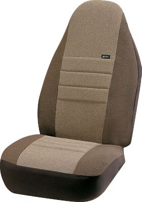 Entertainment Soft, durable seat covers provide comfortable protection on even the longest road trips. Foam padding delivers unmatched support, eliminating stiff, sore backs. Slip-resistant Super-Grip fastening system uses buckles, zippers and Velcro to keep these covers from shifting and bunching. Advanced design is specially patterned for a perfect fit in your vehicle. Easy installation and removal. Colors: Taupe, Gray, Charcoal, Tan. Color: Charcoal. Type: Seat Covers. - $149.99