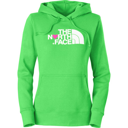 The North Face Logo Women's Love Pullover Hoodie - $44.95