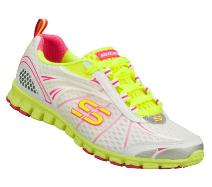 Break through all barriers in sporty fun style with the SKECHERS EZ Flex - Barbed Wire shoe.  Super lightweight synthetic and mesh fabric upper in a lace up sporty casual sneaker with ultra flexible sole design; stitching and overlay detail. - $60.00