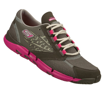 Fitness Skechers GObionic Ride features nature-inspired GObionic engineering plus enhanced Resalyte(TM) cushioning for elevated comfort and support on every run. - $75.00