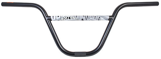 "BMX Key Features of the Odyssey Sandbar BMX Handlebar 9"": Bar Clamp Diameter: 22.2 Defined Color: Black Color: Black Material: Chromoly Bar Rise: 9 ins Weight/Dims: 2.235 lbs. 10 x 29.25 x 2 - $79.99"
