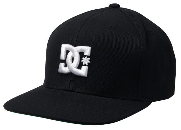 Skateboard Key Features of the DC Back To It Cap: One Size STARTER snap back Puff front logo embroidery Logo woven label at back snap 100% Cotton - $20.95