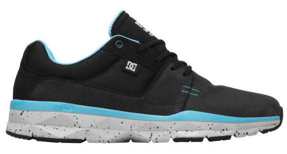 Skateboard Key Features of the DC Player Skate Shoes: Premium Suede & Nubuck Upper Clean Toe with Perforations Reinforced Eyestay Stitching Woven Label Detail Zigzag Stitching Details Unilite Midsole Lightweight Minimal Rubber Outsole. - $58.95