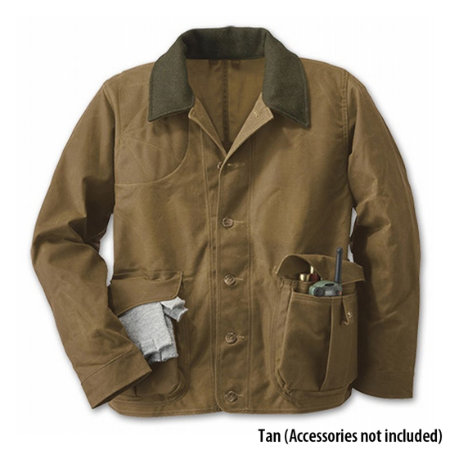 Hunting Filson Men's Tin Cloth Hunting Jacket  $235.00