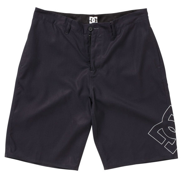 Skateboard DC Lanaibrid Shorts Dark Shadow - $29.95