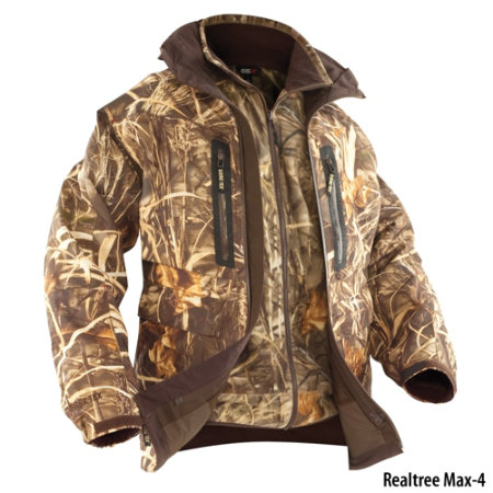 Hunting GSX Ducks Unlimited GORE-TEX Men's Waterfowl 3-In-1 Parka   $209.99
