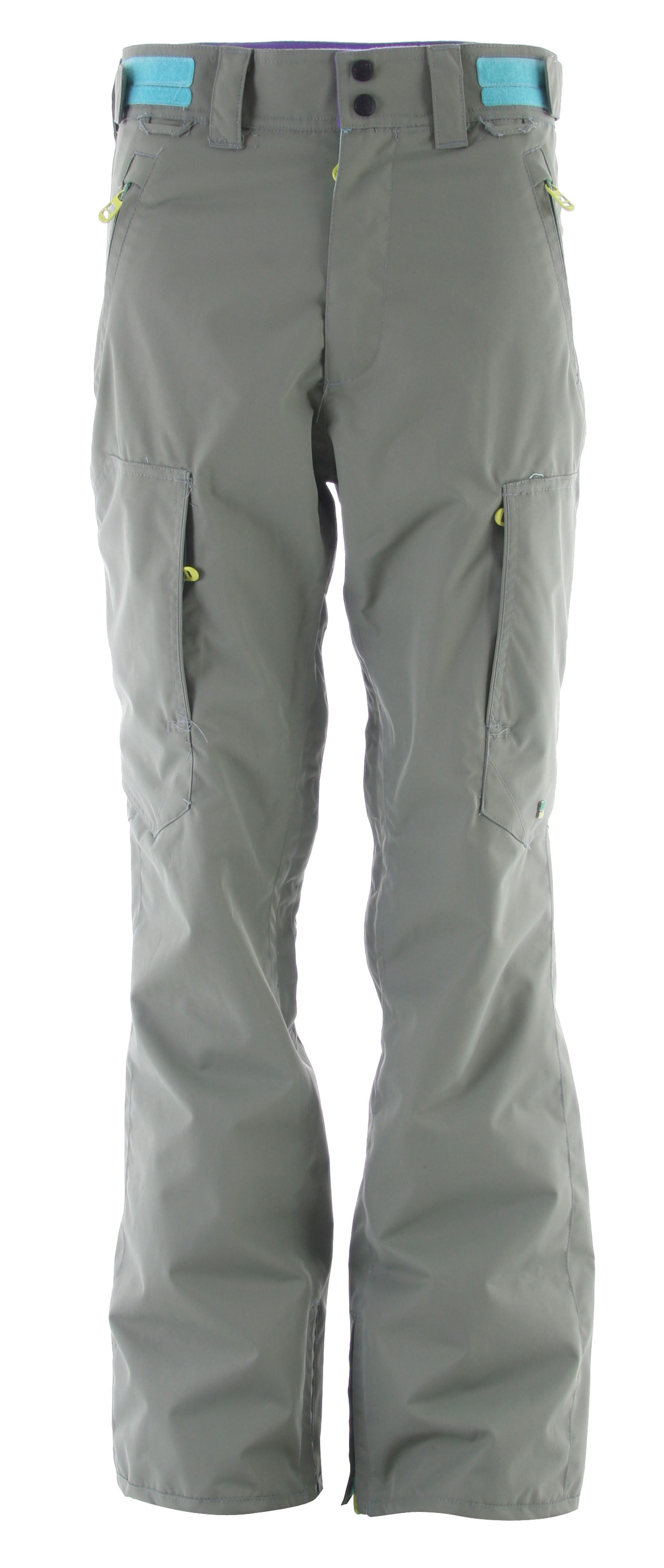 Snowboard Edison has been quoted as saying, I havent failed, Ive only found 10,000 ways that dont work. Well, he obviously has never woken up in a dumpster naked. Thats failure, no matter how you slice it. This 10k Bond Edison snowboard pant would come in handy on those mornings.Key Features of the Bond Edison Snowboard Pants: 10,000mm Waterproofing 10,000g Breathability Critical taped seams 14 taint getting hot inseam vents Stashed vents at bottom of cargo pockets Zippered accordion gusset No-scuff pant jack-up system Damp-ass eliminator - $89.95