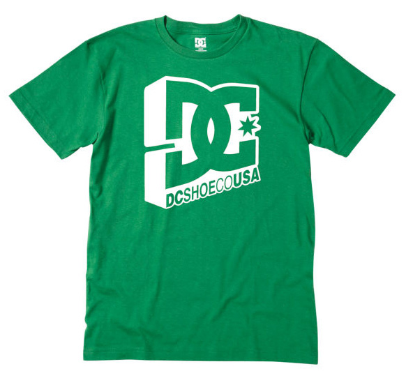 Skateboard Key Features of the DC Transform T-Shirt: Standard Fit Graphic printed with Softhand Ink 100% Cotton - $13.95