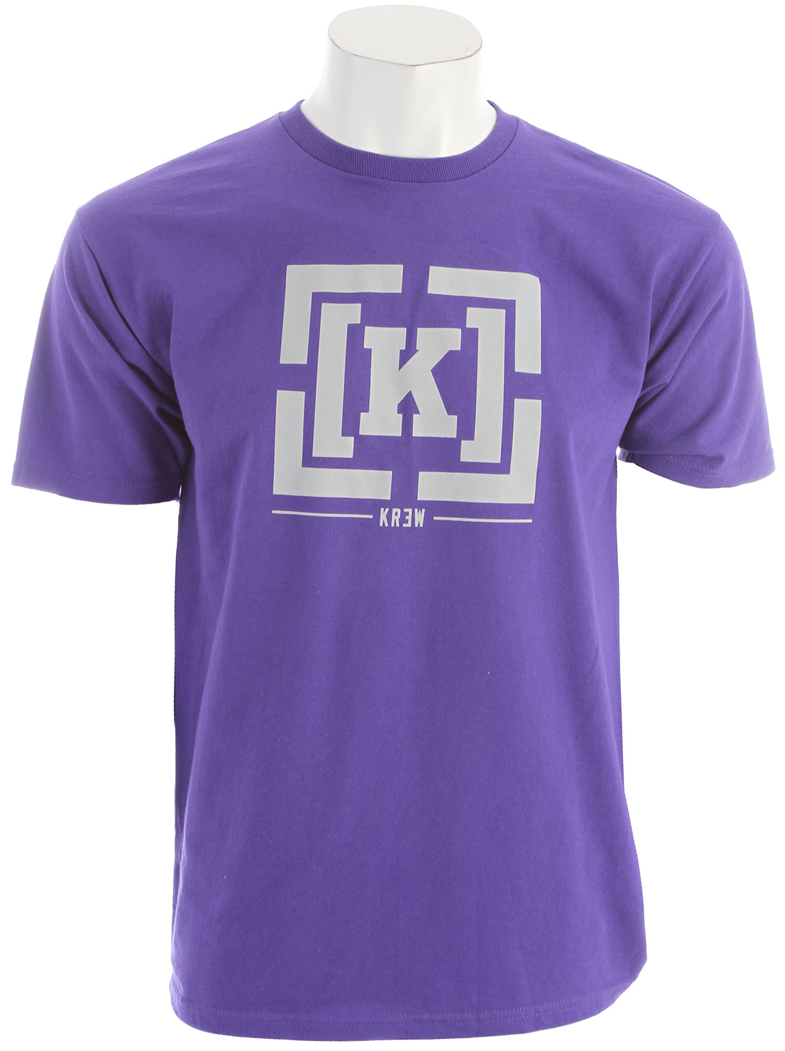 Be the leader of your crew by rocking the classic KR3W Bracket Regular T-Shirt.Key Features of the KR3W Bracket Regular T-Shirt: 100% cotton 30 singles regular - $16.95