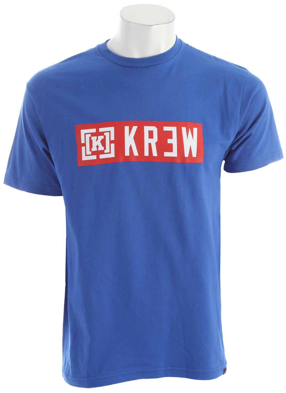 A T-Shirt that makes you feel anything but locked-up, the KR3W Lock-Up Regular T-Shirt is light and cool for any day at the park.Key Features of the KR3W Lock-Up Regular T-Shirt: 100% cotton 30 singles regular - $13.95