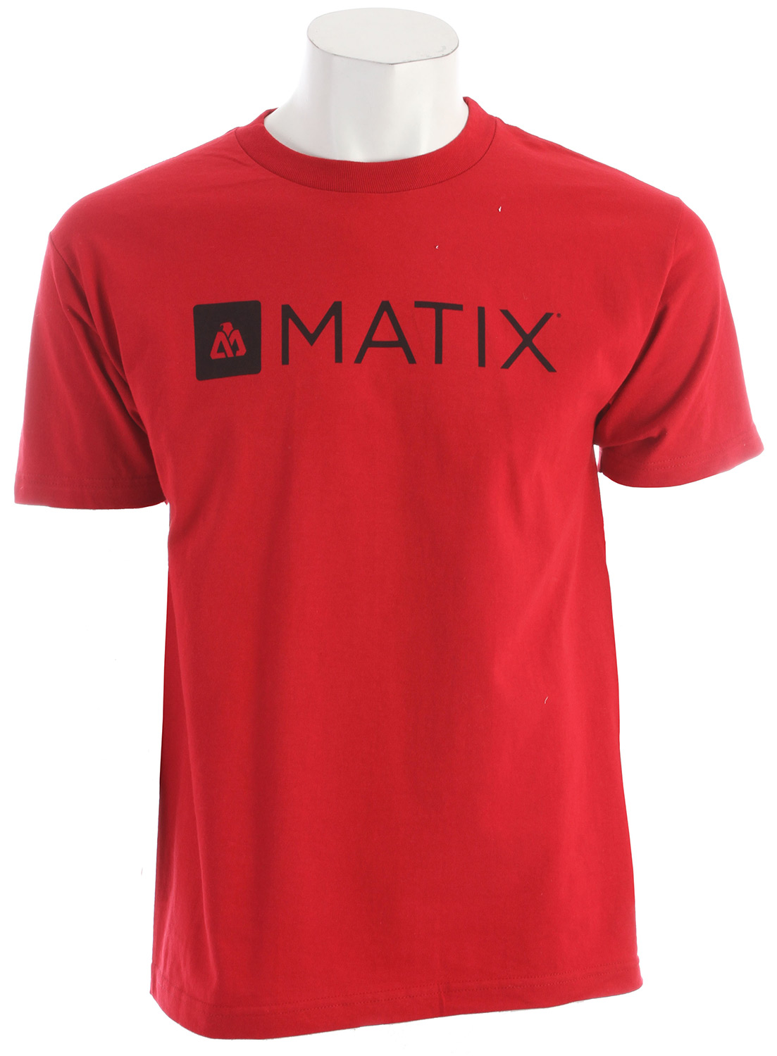 Key Features of the Matix Monolin T-Shirt: Inkprint with cuff label and Monovert lower left back hit. Standard Fit. Material: 100% Cotton - $12.95