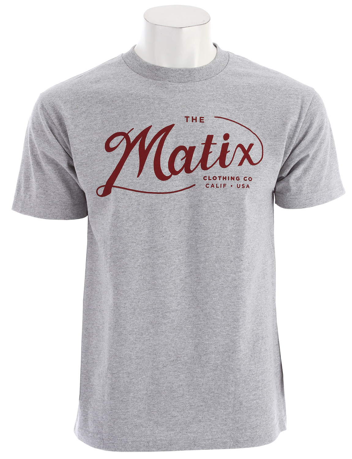 Key Features of the Matix Suds T-Shirt: Inkprint with cuff label and Monovert lower left back hit. Standard Fit. Material: 100% Cotton - $12.95