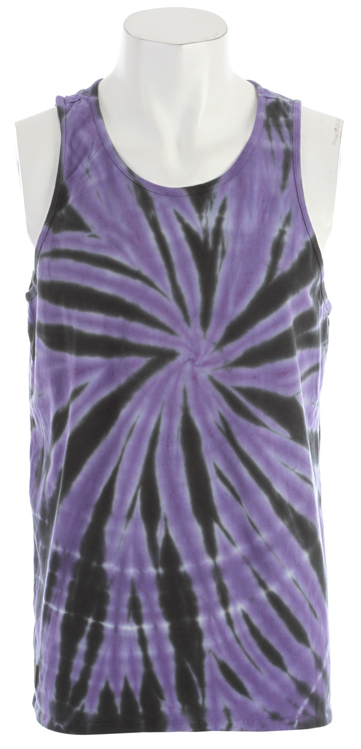 Surf 100% cotton jersey tank top with wash and emerica labeling - $21.95