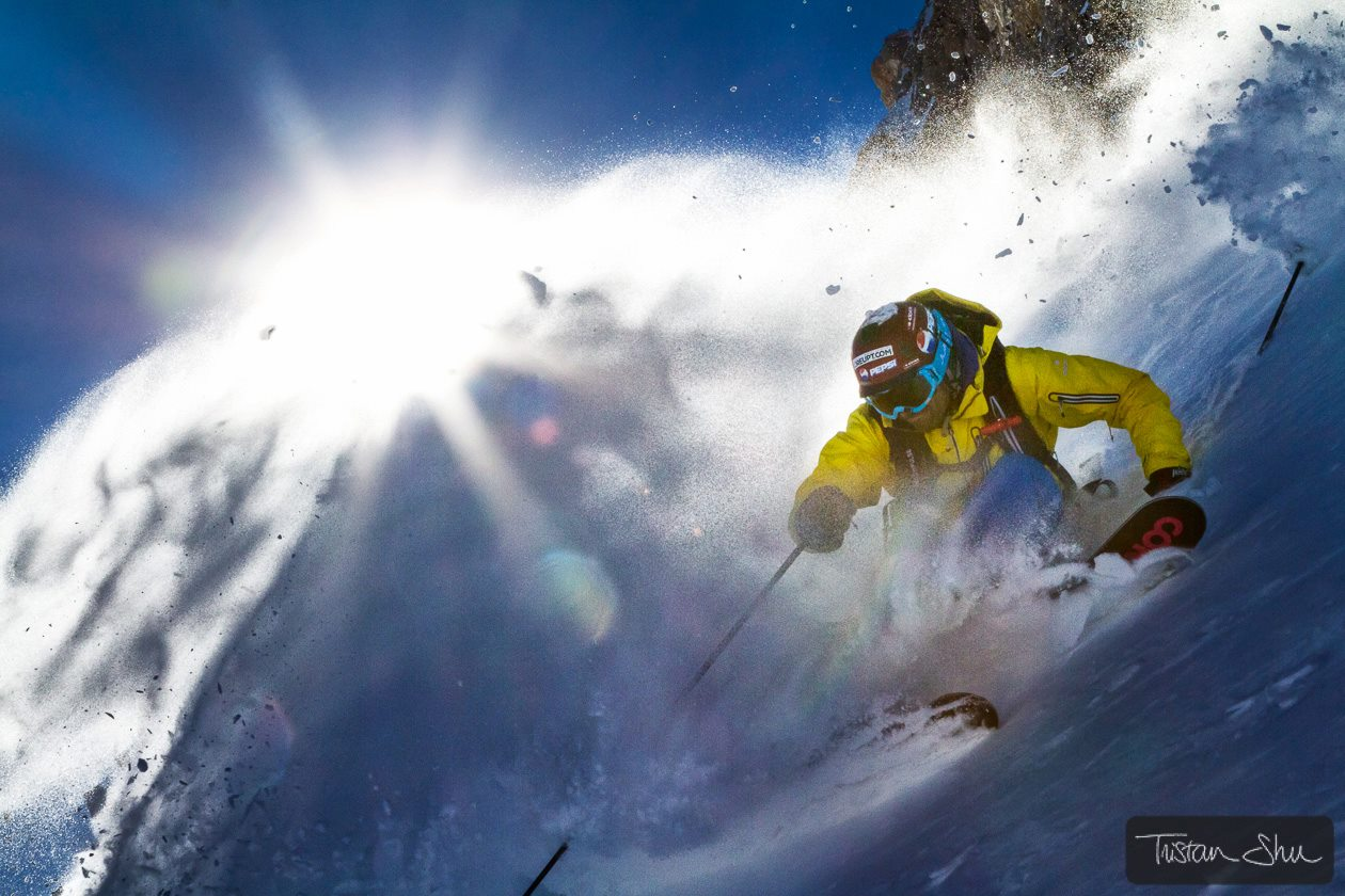Ski Tristan Shu Photography