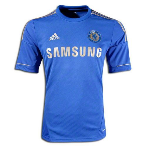 Entertainment Chelsea Home Soccer Jersey 2012-2013