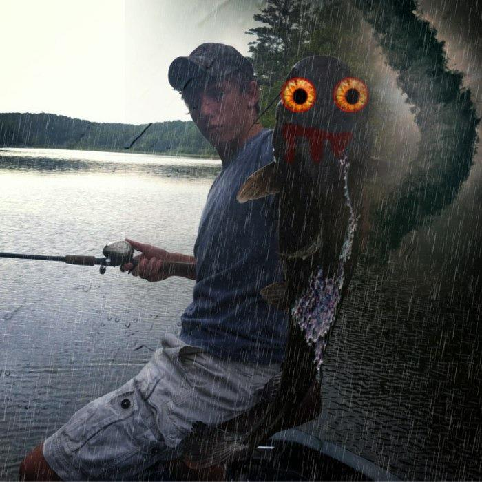 Fishing LazerTroKar