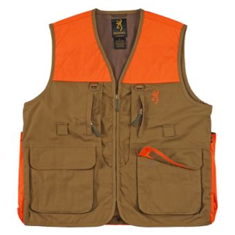 Hunting Browning® Upland Canvas Vest