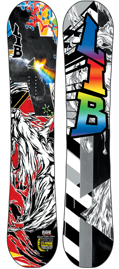 "Snowboard Travis' favorite Art of Flight tested C2BTX Banana Tech Rocker/ Camber combination contours and shapes combined with a limited edition Mike Parillo art piece, make this board an instant collector's item that you can also go as big as you want with. That's it That's all, King of the Hill, Good Wood, Editor's Choice, Air and Style, Natural Selection, Travis has worked with the Mervin experiMENTAL division to hone his flexes, contours and geometries to all terrain freestyle freeride perfection. All this and handcrafted near Canada in the world's most environMENTAL snowboard factory!     Book includes DVD + Blu-ray! Travis Rice lead a team of photographers, editors and designers to  create The Art of FLIGHT book, an oversized, photo-driven book featuring  the stunning images captured and exclusive stories made while filming  ""The Art of FLIGHT."" Published by Red Bull Media House, all 200 pages  are printed on 100-pound silk finish paper using unparalleled printing  techniques held between a Smythe sewn hardcover. The limited edition  book will include ""The Art of FLIGHT"" on both Blu-rayTM and DVD, be  individually numbered with a hand stamp and come in a luxurious  collector's edition box. - $600.00"