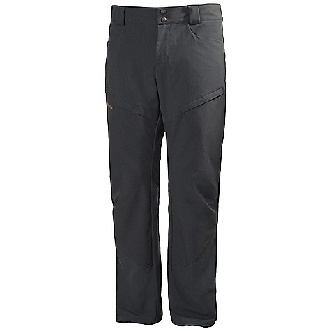 Free Shipping. Helly Hansen Men's Hybrid Pant DECENT FEATURES of the Helly Hansen Men's Hybrid Pant Highly breathable softshell Stretch zones construction Quick dry durable Nylon fabric Zipped pockets Adjustable bottom leg Front cargo pocket Adjustable waist Belt loops DWR treatment The SPECS Fitting: Regular Weight: 470 g Fabric: 100% Polyamide This product can only be shipped within the United States. Please don't hate us. - $129.95