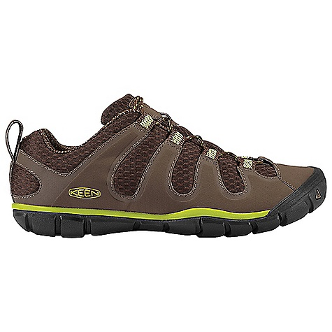 Camp and Hike Free Shipping. Keen Women's Haven CNX Shoe DECENT FEATURES of the Keen Women's Haven CNX Shoe 2mm static laces Durable synthetic overlays on breathable 3D mesh Metatarsal ridge for natural underfoot support Moisture wicking Dri-Lex lining reduces friction Multi-directional flex grooves for natural flexibility and improved ground contact Non-marking rubber outsole Patented toe protection Proprietary lightweight PU midsole compound for long lasting support and comfort Reverse strobel construction with KEEN.Zorb TPU stability shank The SPECS Weight: 8.2 oz/232 g Lining: Moisture wicking textile Upper: Textile Rubber: Non-marking rubber outsole - $109.95