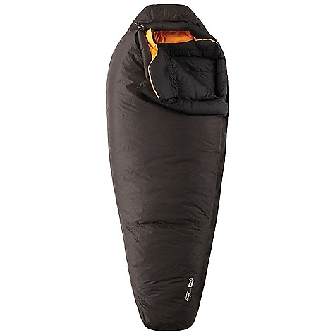 Camp and Hike Free Shipping. Mountain Hardwear Ghost Sleeping Bag The SPECS Temperature Rating: -40deg F / -40deg C Loft Size: 10in. / 25 cm Stuff Size: 10 x 15in. / 25 x 38 cm Shell: Dry.Q Elite 20D MicroRipstop (100% nylon) Insulation: Q.Shield DOWN 800-fill Lining: 30D Taffeta (100% nylon) The SPECS for Regular Fill Weight: 2 lbs 10 oz / 1.19 kg Total Weight: 4 lbs 12 oz / 2.14 kg Inside Length: 78in. / 198 cm Shoulder Girth: 60in. / 152 cm Hip Girth: 56in. / 142 cm Foot Girth: 38in. / 97 cm The SPECS for Long Fill Weight: 2 lbs 12 oz / 1.25 kg Total Weight: 5 lbs 1 oz / 2.29 kg Inside Length: 84in. / 213 cm Shoulder Girth: 62in. / 157 cm Hip Girth: 58in. / 147 cm Foot Girth: 40in. / 102 cm - $999.95