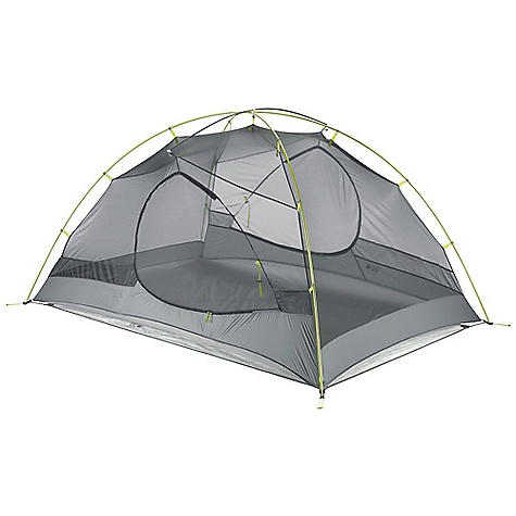 Camp and Hike Free Shipping. Mountain Hardwear Skyledge 3 DP Tent The SPECS Capacity: 3 Person Minimum Weight: 4 lbs 5 oz / 1.94 kg Pitch Light Weight: 2 lbs 13 oz / 1.26 kg Pitch Type: Freestanding Packed Weight: 4 lbs 14 oz / 2.22 kg Floor Area: 3.3 square meter / 36 square feet Vestibule Area: 1.1 square meter / 12 square feet Interior Pick: 45in. / 114 cm Pole Num: 2 Doors: 2 Vestibules: 2 Packed Dimension: 6 x 23in. / 15 x 58 cm Canopy: 15D Poly Knit Mesh (100% polyester) Fly: 20D Nylon Ripstop 1500mm PU/SIL (100% nylon) Floor: 70D Nylon Taffeta 3000mm PU (100% nylon) - $549.95