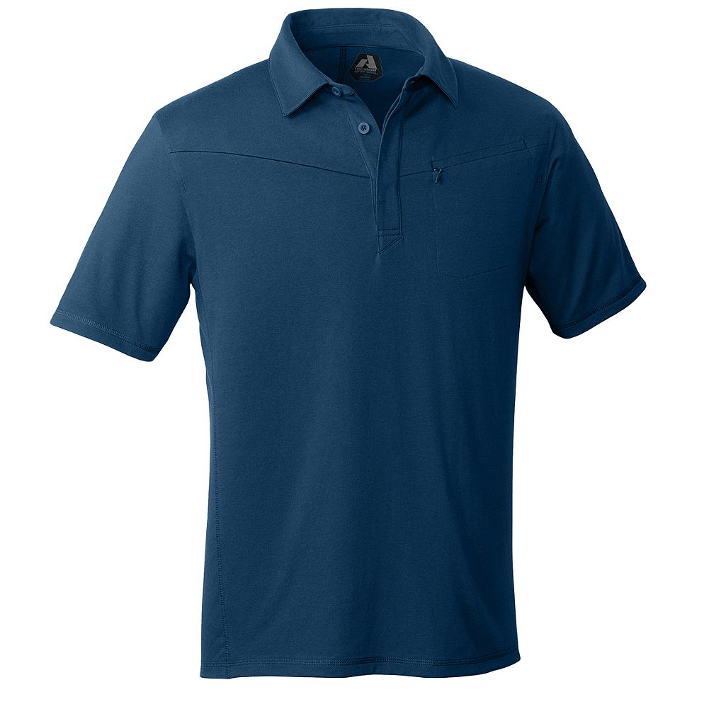 Eddie Bauer Peak Bagger Polo Shirt - The perfect short-sleeve for summer missions into high country, this elevated polo upgrades from standard store-bought options with its wicking properties and seamless comfort. Casual style looks upstanding when relaxing back in town. Imported. - $19.99
