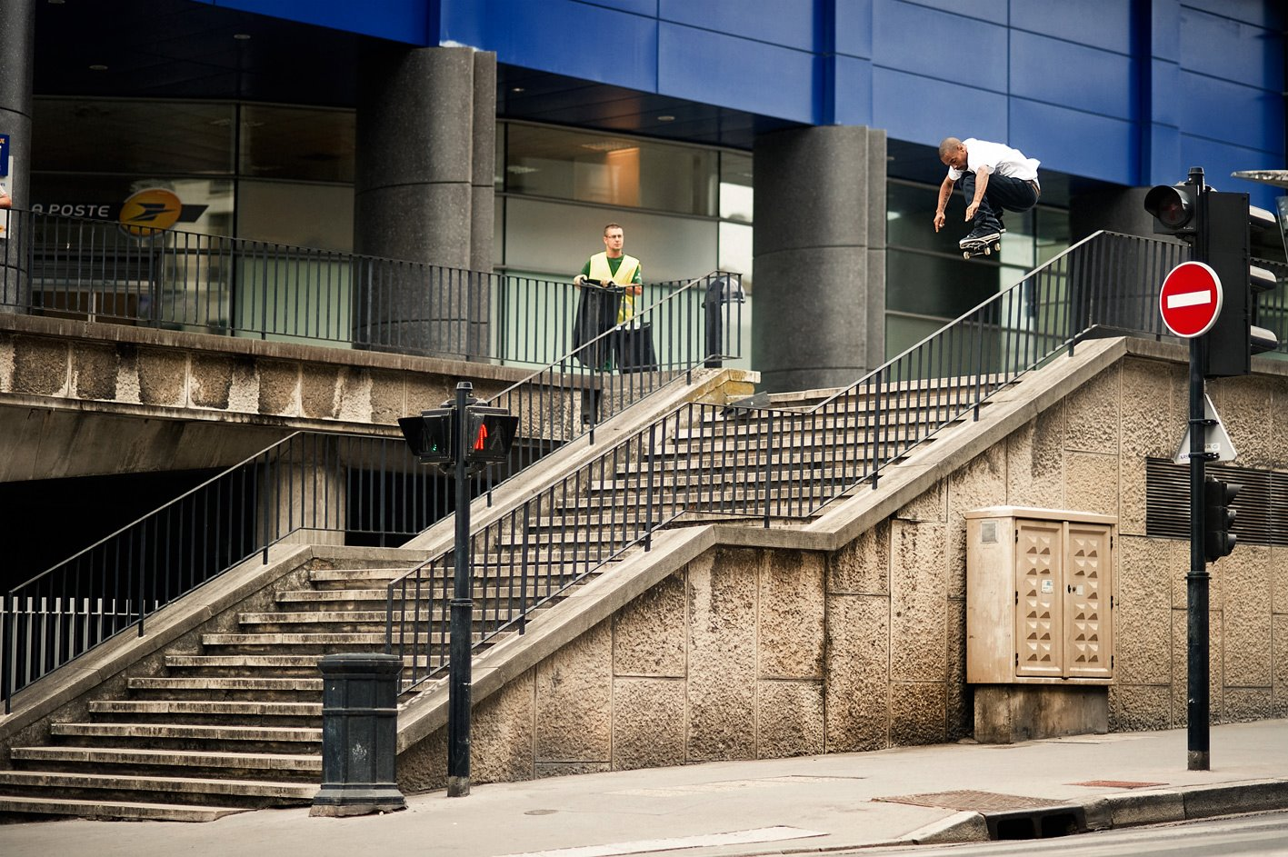 Skateboard Bastien Salabanzi