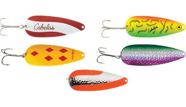 Fishing Cabela's Canadian Spoon Trip Kit  $12.99