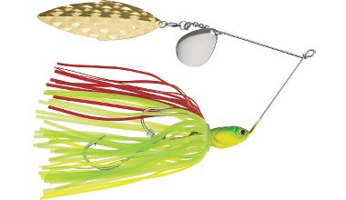 Fishing Cabela's Fisherman Series Muskie/Pike No-Roll Spinnerbait   $8.99