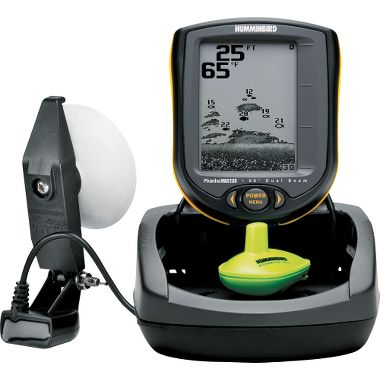 Fishing Humminbird® PiranhaMAX 230 Portable Fish Finder   $199.99