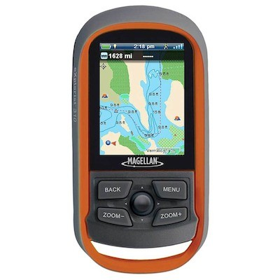 Fishing The Magellan eXplorist 510 Marine Edition  The Magellan eXplorist 510 Marine Edition provides boaters with a custom selection of best-in-class Navionics marine navigation charts and data plus a rugged, waterproof handheld Magellan eXplorist 510 Outdoor GP