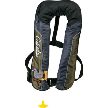 Fishing Cabela's Angler 3500 Auto Inflatable PFD $103.99