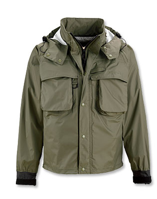 Flyfishing Clearwater® Packable Wading Jacket   $119.00
