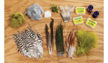 Flyfishing Gunnison Fly-Tying Material Kit   $24.99