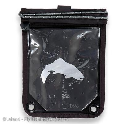 Flyfishing Simms: Dry Creek Tech Pouch, Clear $19.95