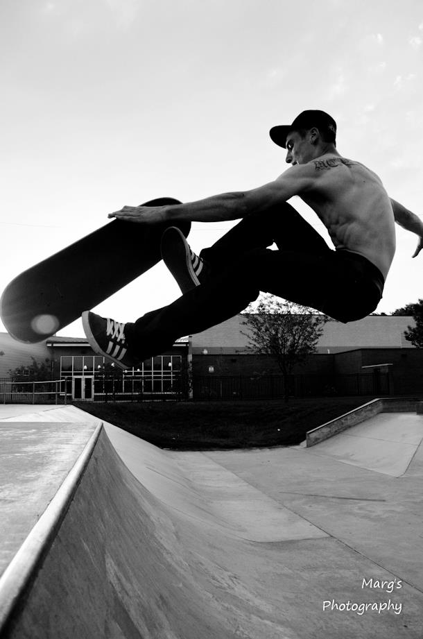 Skateboard Margarite Prokop