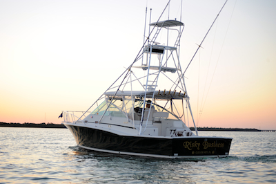 Fishing Risky Business Charters - Key West