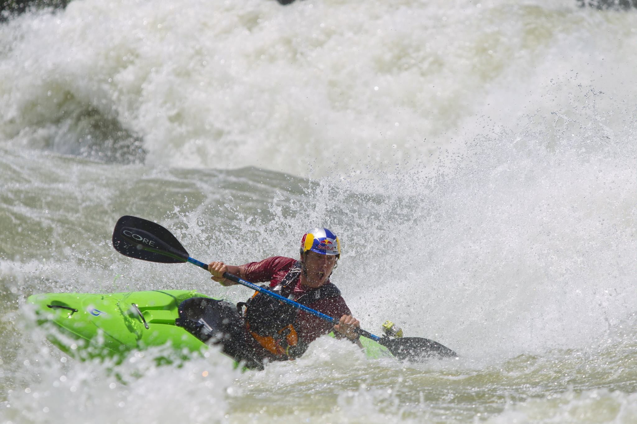 Kayak and Canoe world's deadliest whitewater
